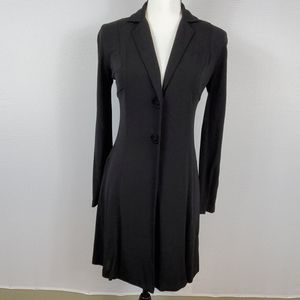 CAbi Black By The Door jacket size XS